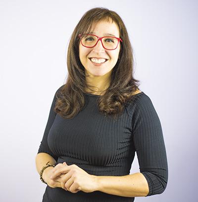 Montse Lucena, formadora en ventas para empresas.